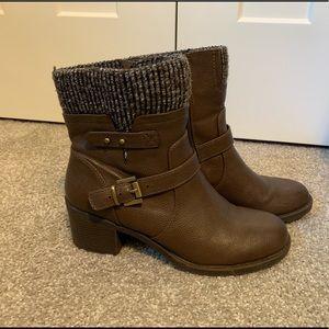 Brown Baretraps Warm Weather Boots